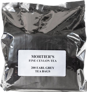 200 EARL GREY TEA BAGS REFILL PACK