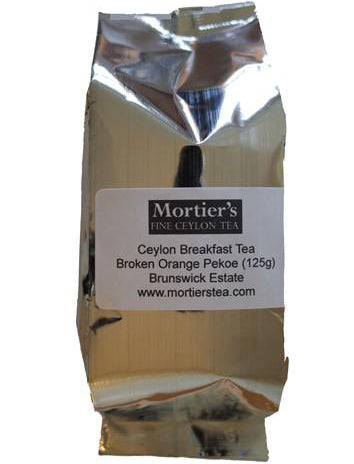 BRUNSWICK ESTATE  BREAKFAST (BOP) LOOSE LEAF REFILLPACK