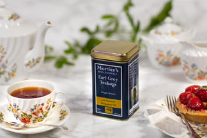 2019 GREAT TASTE AWARD  - TEA BAGS IN CADDY - NATURAL EARL GREY (30)