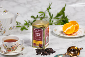 LOOSE LEAF SINGLE ESTATE BLACK TEA (ORANGE PEKOE) -  PURE CEYLON TEA