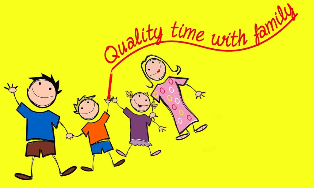 Quality time and why it needs to be a priority