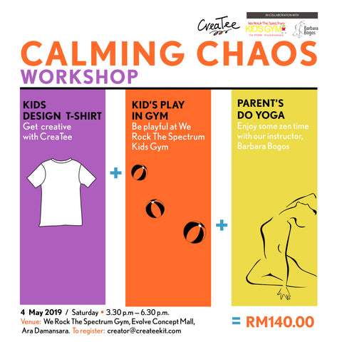 Calming Chaos Workshop