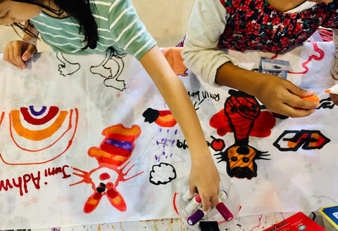 Art therapy And Children in Need