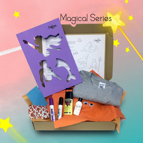 Subscription Box - Magical Series