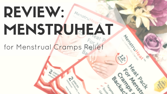 Review: MenstruHeat for Menstrual Cramps Relief