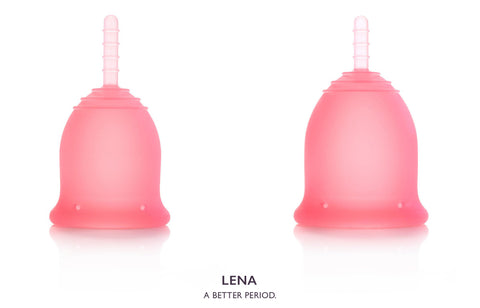 LENA Cup - A Better Period | LiveLoveLuna