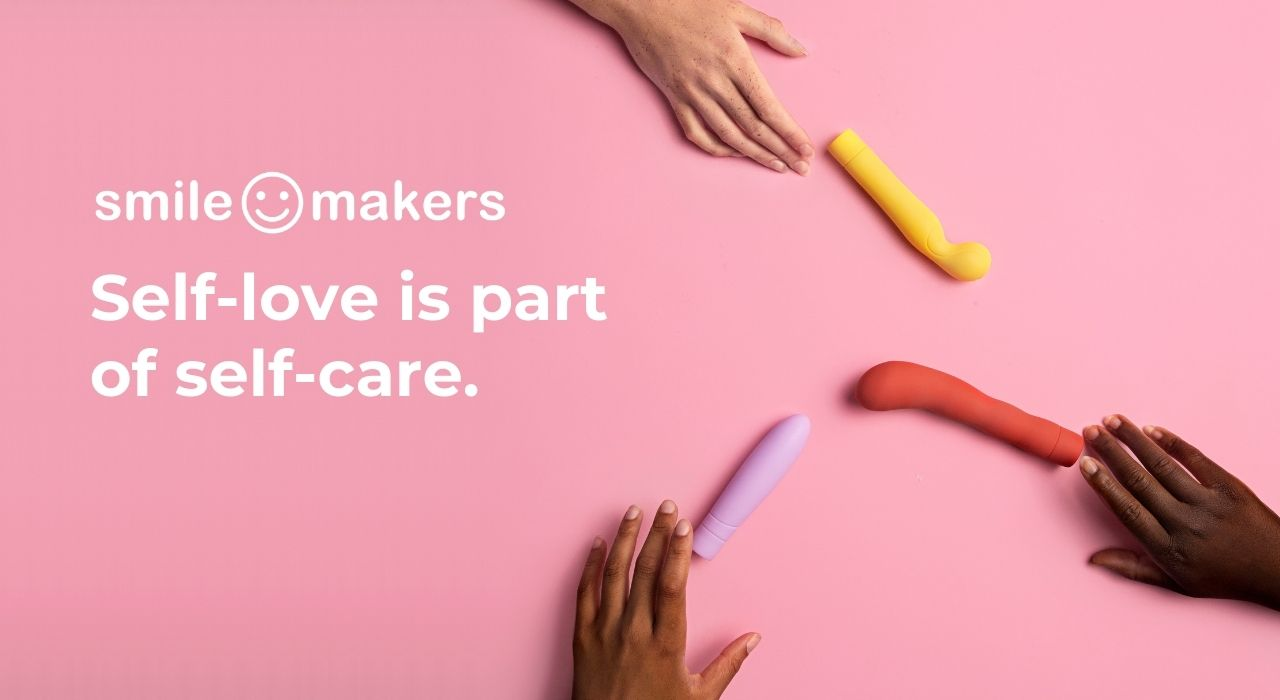 Smile Makers Cute and Discreet Vibrators | The Period Co.