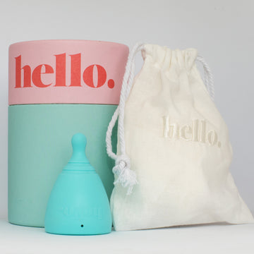 Hello Cup S/M - Menstrual Cup