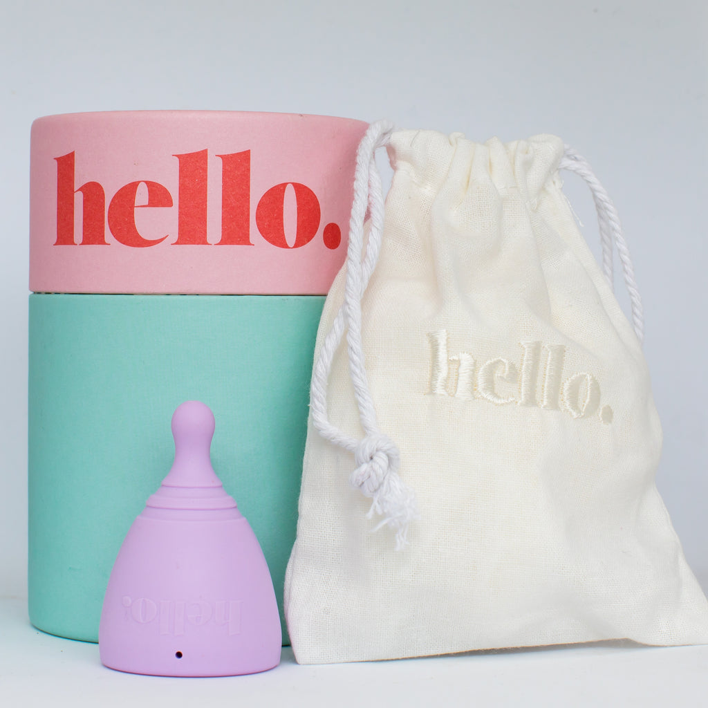 Hello Cup XS (TEEN) - Menstrual Cup