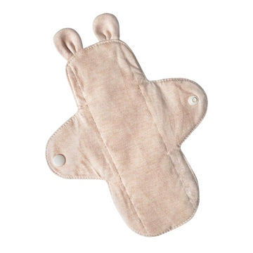 LiveLoveLuna Reusable Organic Cloth Bunny Pantyliner
