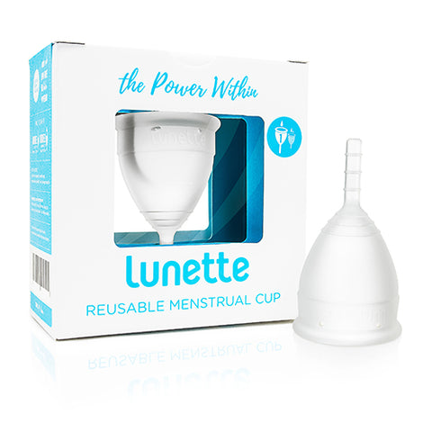 Lunette Model 1 is the best beginner menstrual cup