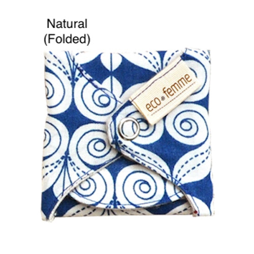 Eco Femme Reusable Cloth Pantyliner (3-pack)