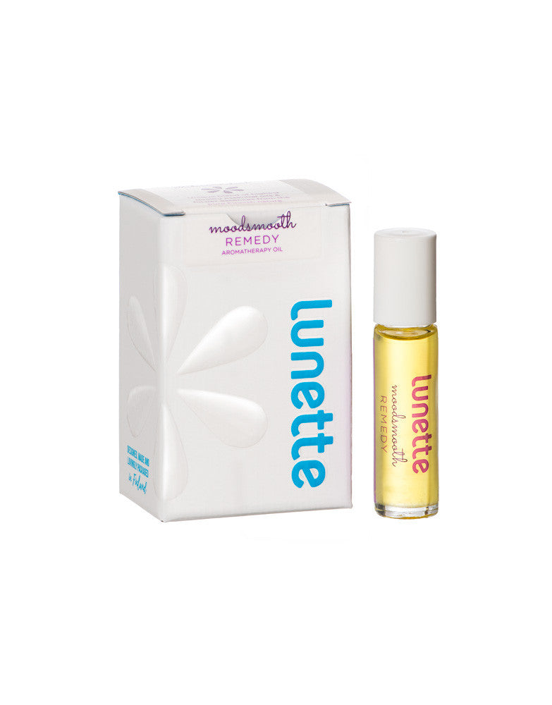 Lunette Moodsmooth Remedy Oil for Aromatherapy during Period | LiveLoveLuna