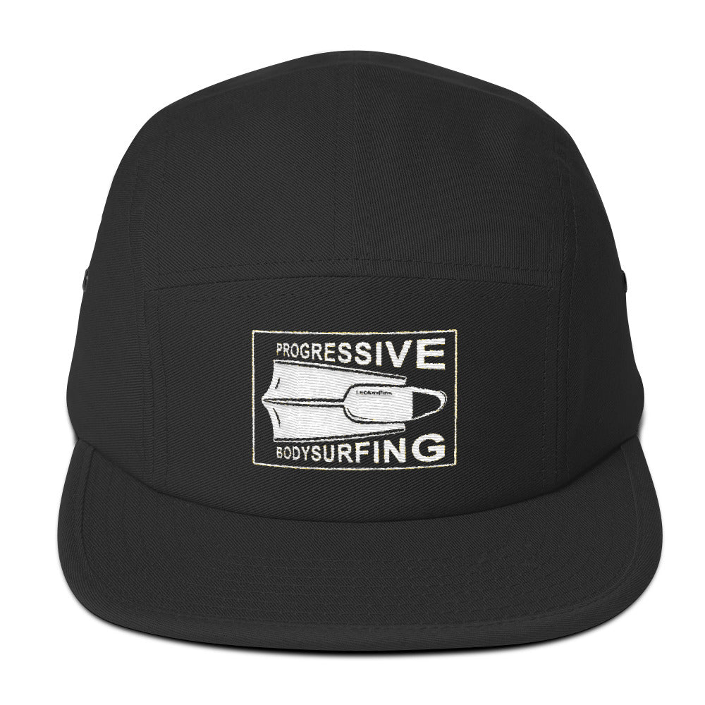 Progressive Bodysurfing Camper Style Cap (in three colors)