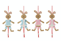 Easter Jumping jack bunnies