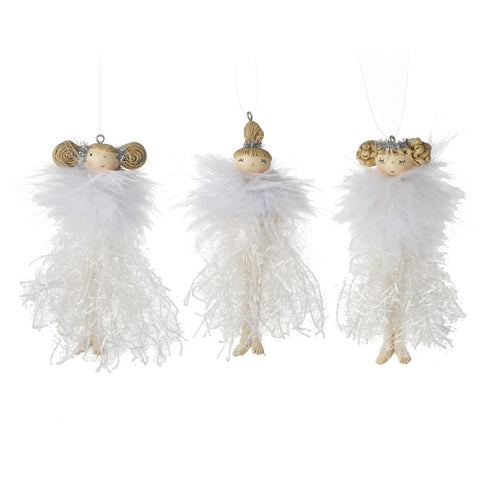 Christmas Ballerina Hangar Assortment