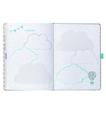 On Cloud Nine, Pregnancy Journal - Early Days section