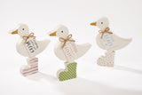 Standing Welly Ducks (3 assorted)