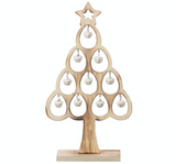 Wooden Alpine Tree - Medium
