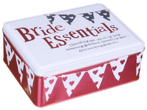 Bright Side, Bride Essentials, Tin