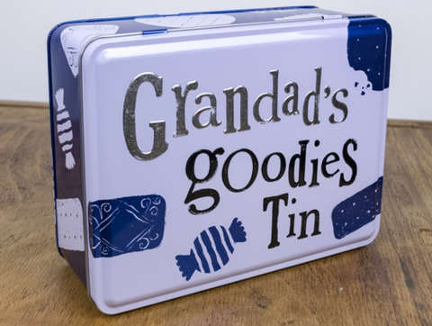 Bright Side's, Grandad's Goodies Tin