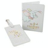 Disney's Dumbo, Magical Beginnings, Passport Holder and Luggage Tag