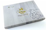 Disney's Dumbo, Magical Beginnings, Passport Holder and Luggage Tag Gift Set