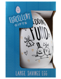 Eggcellent, Wedding Fund, gift box