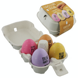 "Eggcellent, set of 4 savings pots ""Friend"""