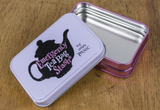 Emergency Tea Bag Stash Tin by Bright Side