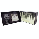Emporium, Gentleman's Brandy Glass & Coaster Gift Set (Boxed)