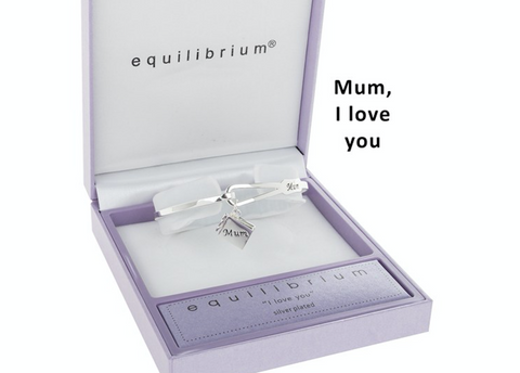 Mum, I Love You, Hinged Book Bangle