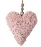 Fabric, Hanging Heart Decoration, Heaven Sends