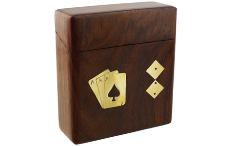 Gentleman's Emporium Playing Cards and Dice