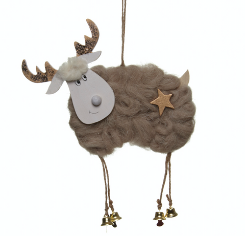 Hanging Sheep Decoration