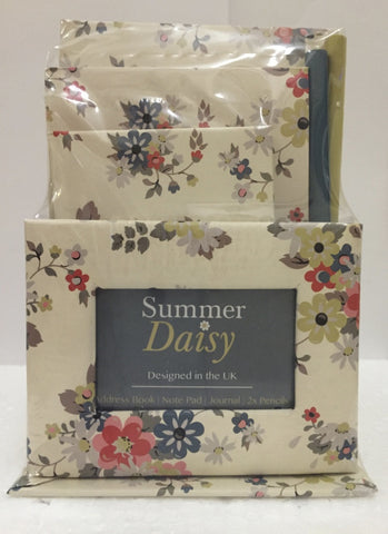 Katie, Summer Daisy, Gift Set, stationery