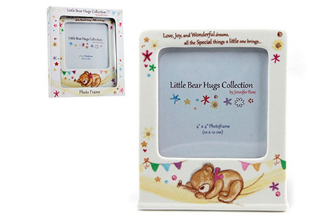 Little Bear Hugs Collection, Photo frame