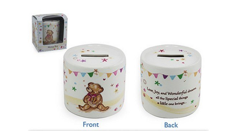 Little Bear Hugs Collection, money box