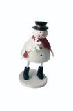 Tin, Xmas Figure Mix - Reindeer, Santa and Snowman