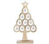 Wooden Alpine Tree - Small