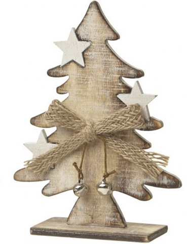 Wooden Tree with Stars, Heaven Sends