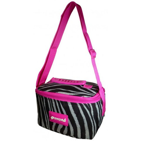 "LUNCHERA TERMICA GREMOND CORTA ""ANIMAL PRINT"" 120/122"