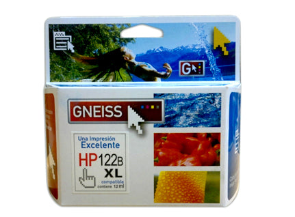 GNEISS HP 122XL NEGRO 13ML
