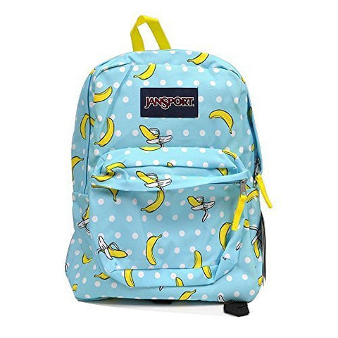 MOCHILA JANSPORT  SUPERBREAK BLUE TOPAZ OH B T5010DR