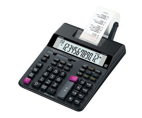 CALCULADORA CASIO CON IMPRESOR HR 150 RC