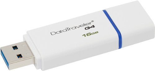 PEN DRIVE 16GB KINGSTON DTG4 USB 3.1/3,0/2,0