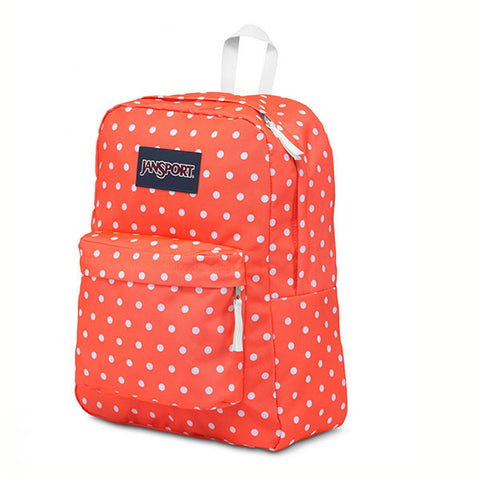 MOCHILA JANSPORT  SUPERBREAK TAHITIAN ORANGE T5010P7