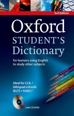 DICCIONARIO OXFORD STUDENT'S OF ENGLISH 3RD EDITION
