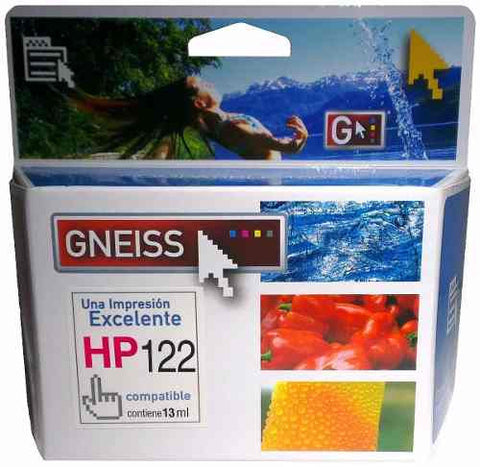 GNEISS HP 122XL TRICOLOR 13ML