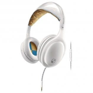AURICULARES PHILIPS SHO9565WT BLANCO